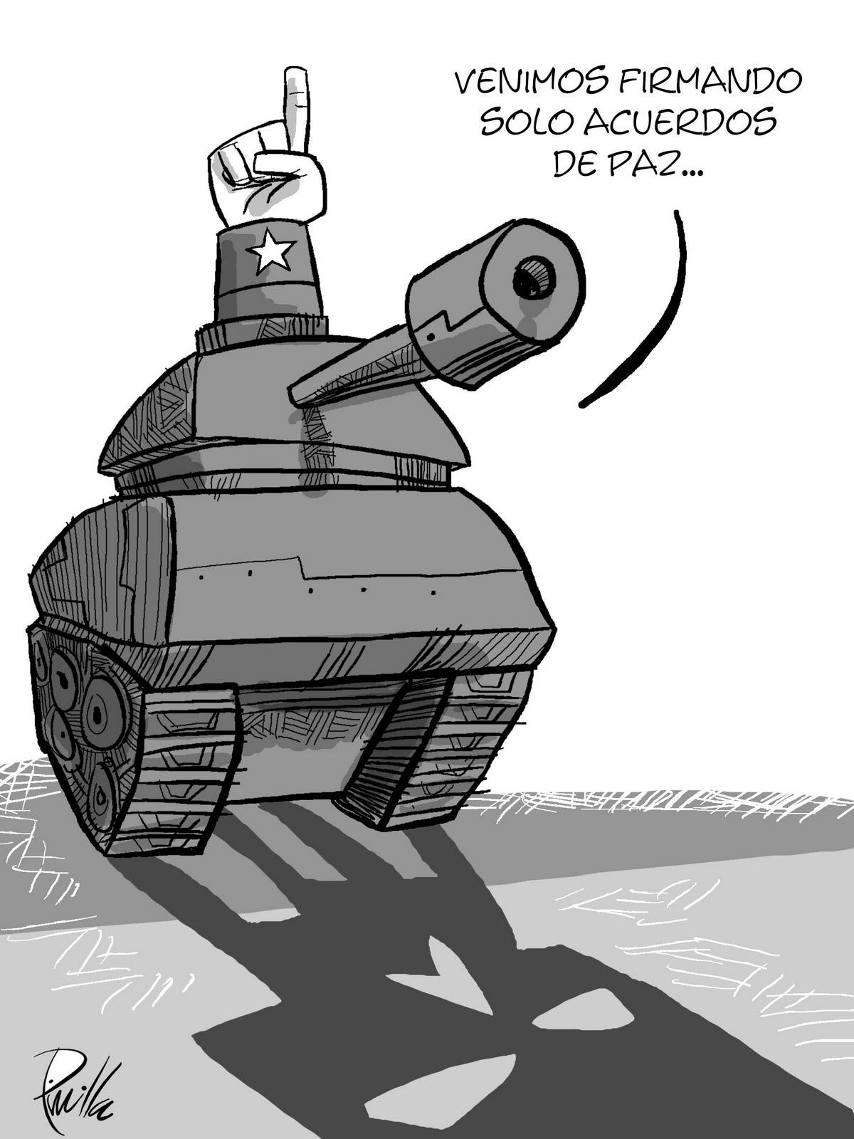 A propósito de los acuerdos de Paz