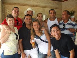 Familia e amigos de Carlinhos Lima