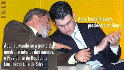 Molecagem sobre foto do José Cruz/ABr
