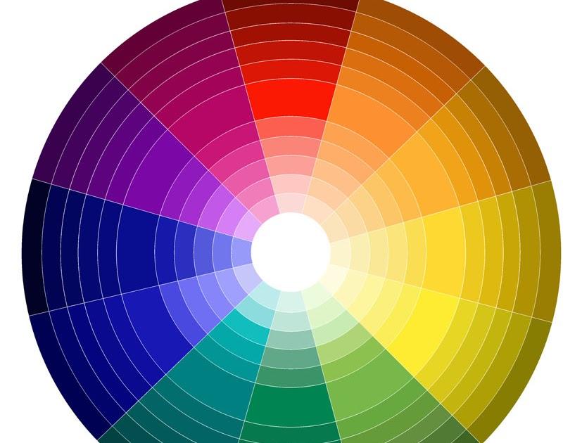 ejercicios: Color ( círculo cromático)