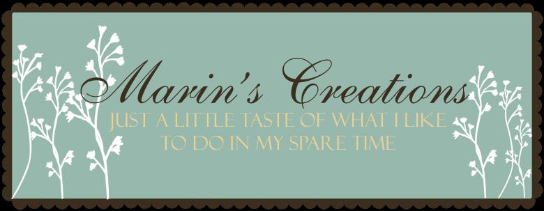 Marin's Creations