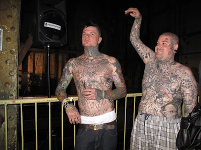 Virgin Mary Tattoos photos. He had thoughts about the most tattooed men and