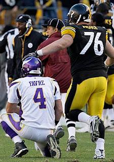 Steelers stole the Vikings streak 27-17