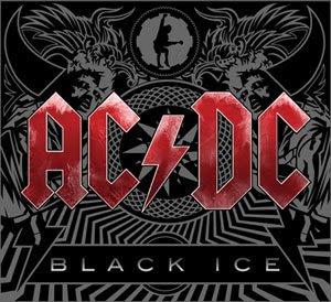 AC/DC, Black Ice: Canciones, carátula, tapa del nuevo CD