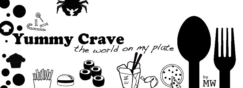Yummy Crave // The World on My Plate
