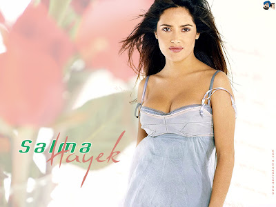 salma hayek wallpapers. Salma Hayek#39;s Sexy Wallpapers