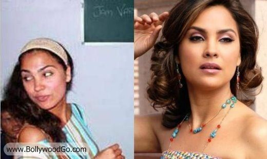 Lara+Dutta+Without+Makeup+BollywoodGo