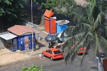 No outro, Abidjan...