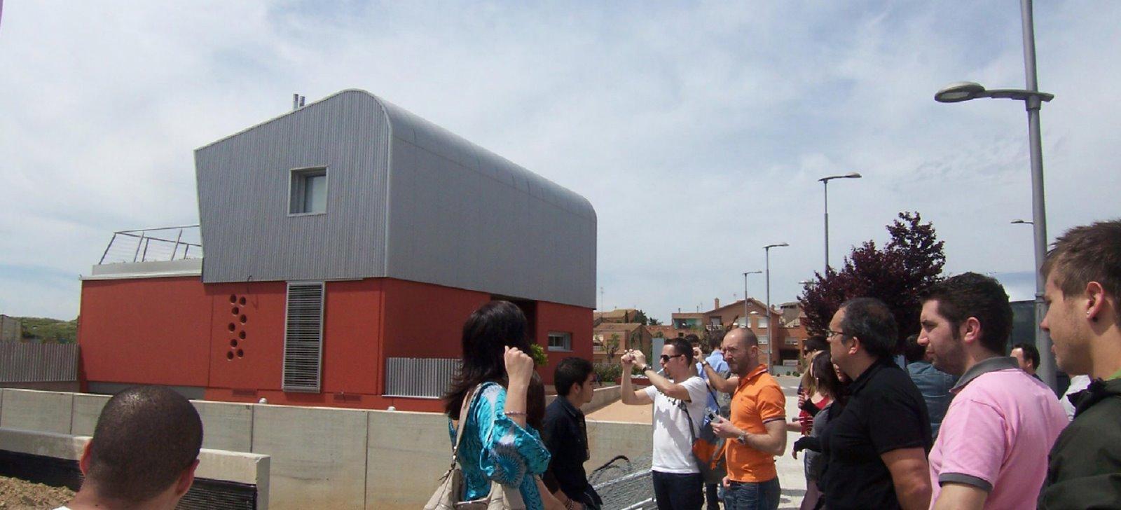 Construyendo la casa bioclim tica casas bioclim ticas - Casas bioclimaticas prefabricadas ...