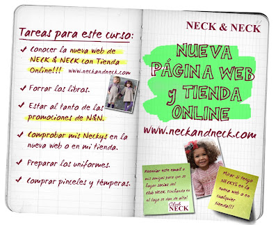 NECK&NECK online.