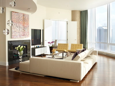 Chicago Interior Designers on Grace Designs  Inc  Chicago Interior Design   Luxury Condo
