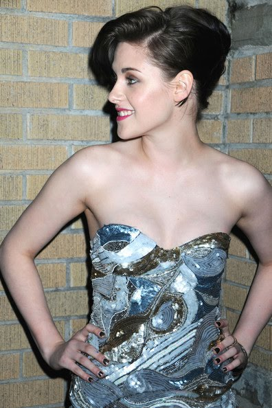 Kristen Stewart Hairstyles 2010