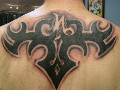 Tribal capricorn tattoos