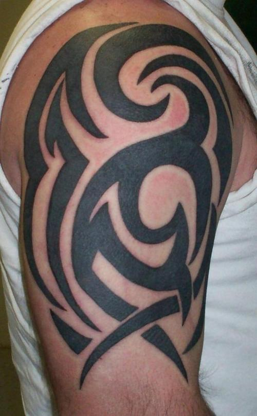 tribal tattoo designs for arms-10