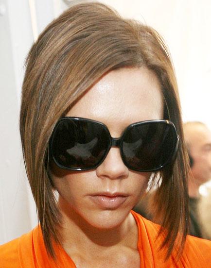short victoria beckham bob hairstyle. 2010 Victoria Beckham Short