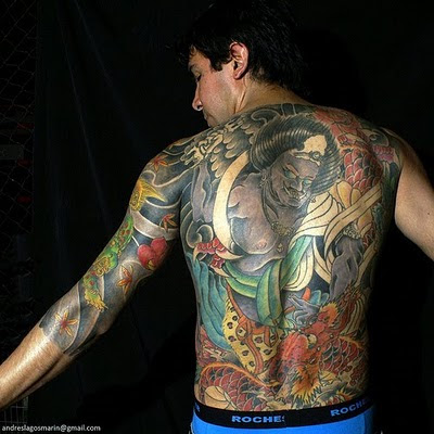 tattoo men. extreme tattoo for men