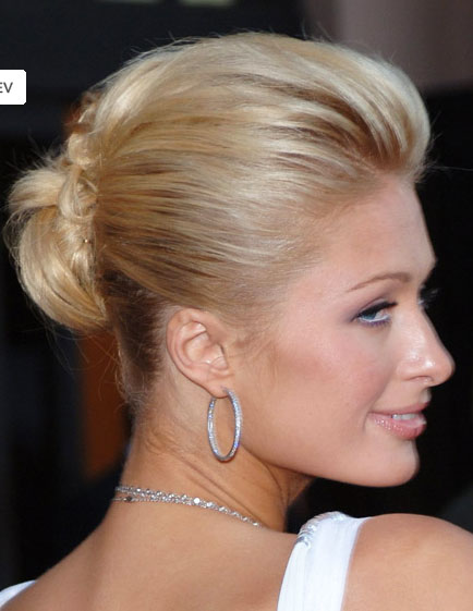 Paris Hilton 2010 Cute Short Bob Hairstyles for Girls