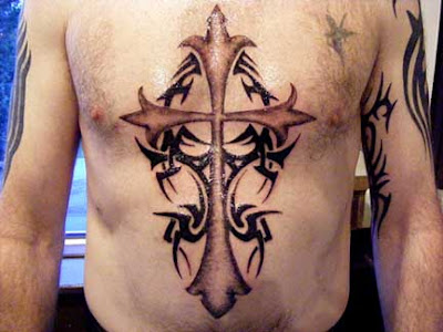 cross tattoos for men on forearm. cross tattoos for men on arm.