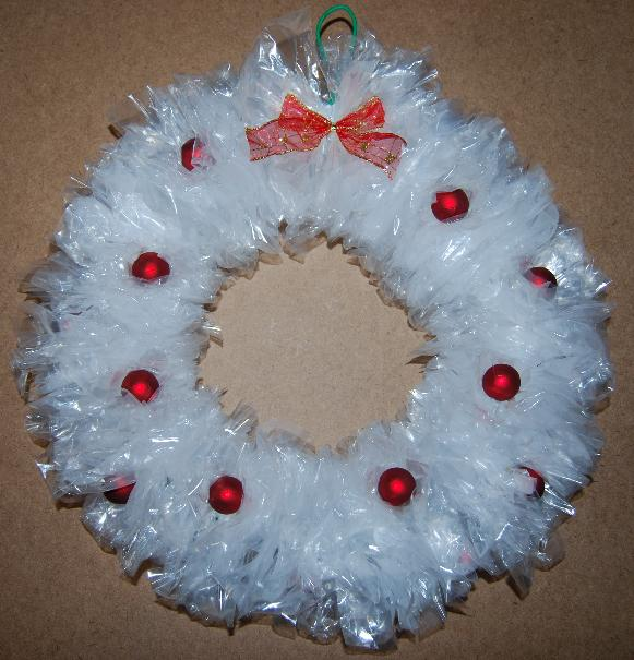 Image Result For How To Decorate A Christmas Wreath