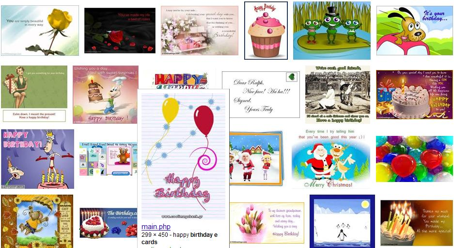 Birthday Ecards Free