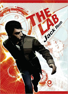 cover of The Lab by Jack Heath