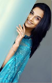 Vidhya+Balan+Saree