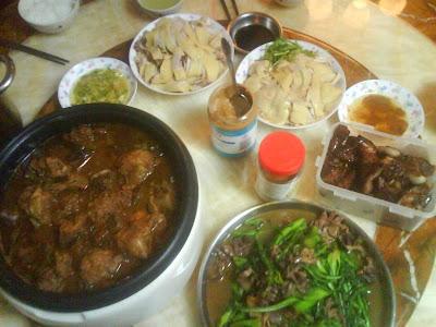 nice dinner =]