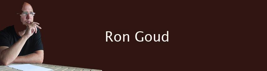 Ron Goud en gedichten