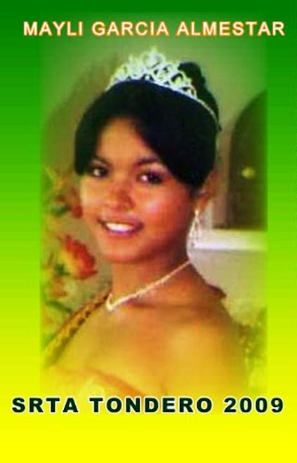 REINA DEL TONDERO 2009