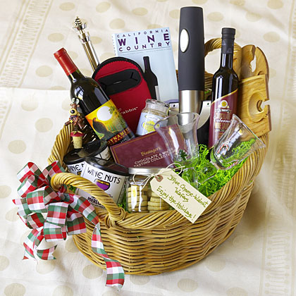 Kolamun uhren christmas basket idea perfect giftwedding Christmas gift ideas for cooking lovers