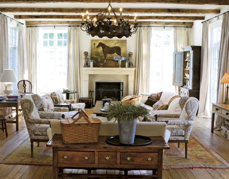 Pixtal Peep Warm And Cozy Family Rooms