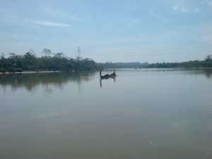 Legenda sungai serayu dan sungai klawing