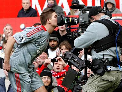 Gerrard's Penalty - Sealed