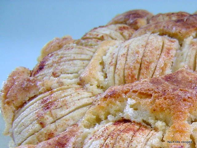 ... Recipes ... cooking, baking & excerpts on travel: German Apple Cake