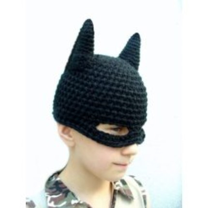 Crochet Pattern Batman Hat : Cthulhu Crochet and Cousins: Quick Stitch Halloween ...