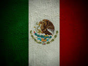 Bandera de México y su escudo central bandera do mexico