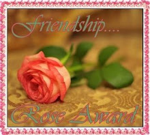 Friendship Rose Award