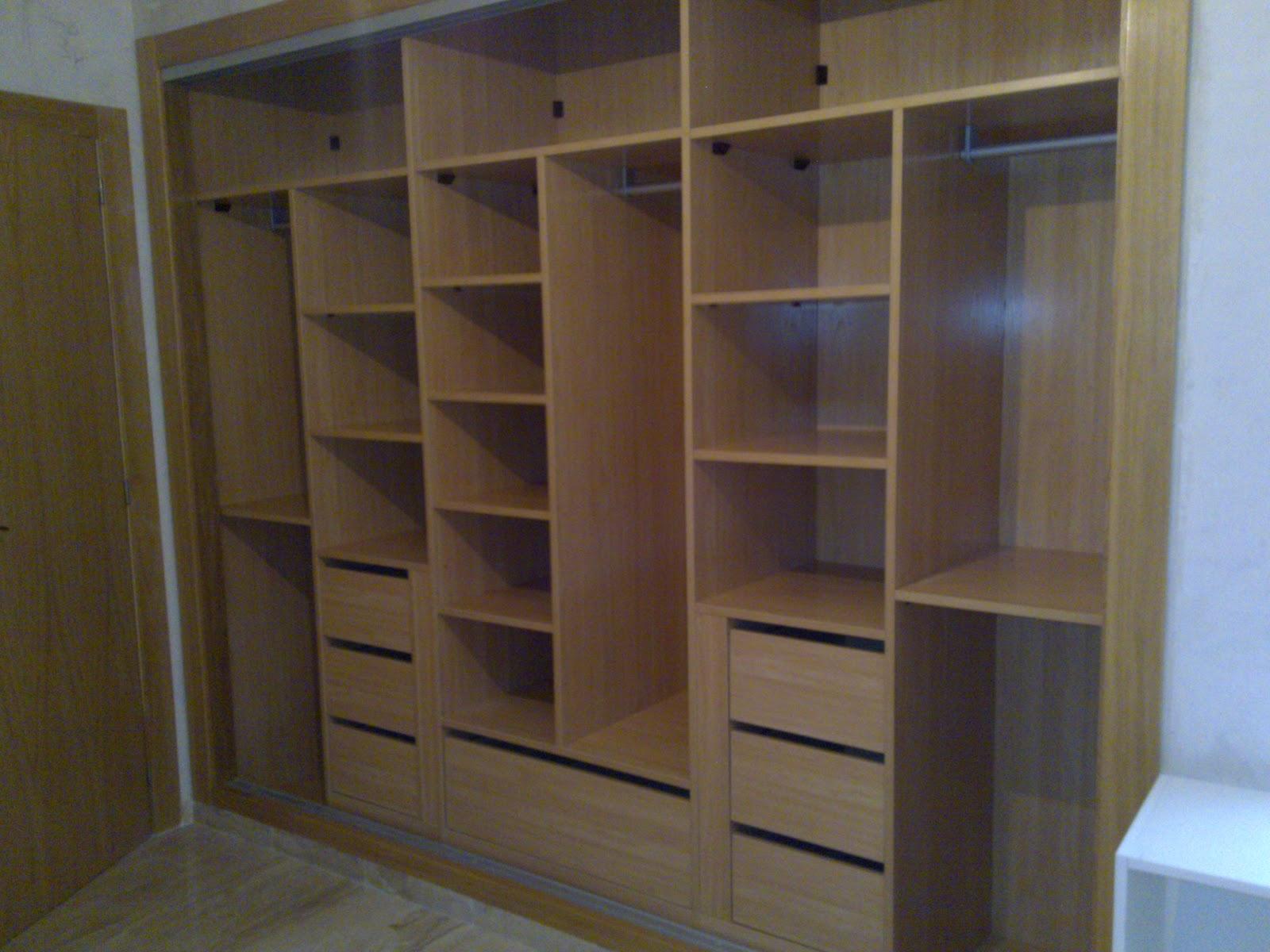 Montadores y carpinteros armarios empotrados a medida - Montaje armario empotrado ...