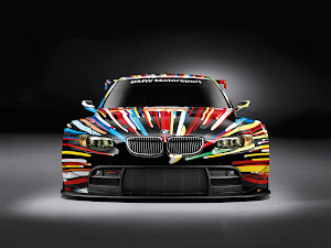 17 BMW Art Car