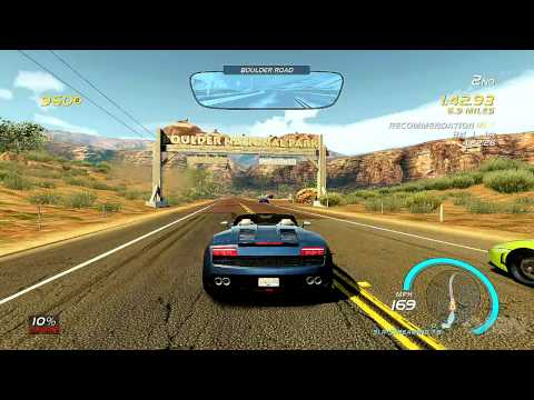 Need for speed hot pursuit xbox360