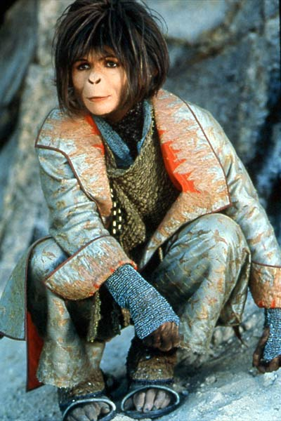 PLANET OF THE APES GIRL APE