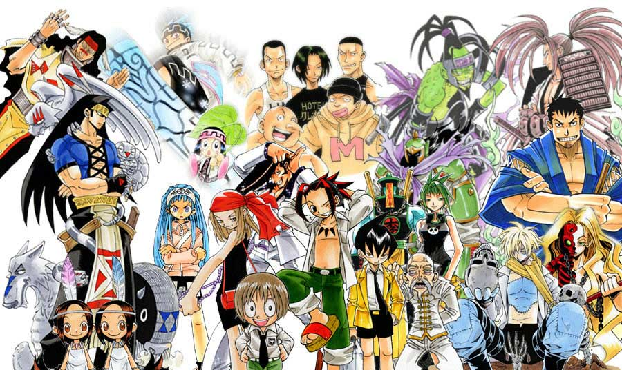 Wallpaper Shaman King