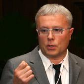 Алксандр Лебедев, Национальный резервный банк, АСВ, НРБ, маски-шоу, отток