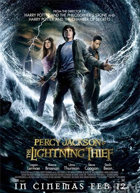 Efraim 39 S Notes Percy Jackson And The Olympians The Lightning Thief