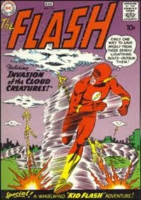 The Flash by DC Comic