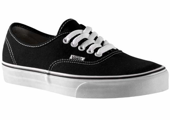 vans like shoes