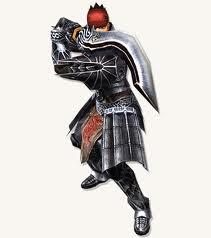 guerrero cuerpo