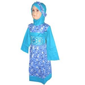 Jilbab untuk anak-anak: Baju Muslim anak putri BI0824
