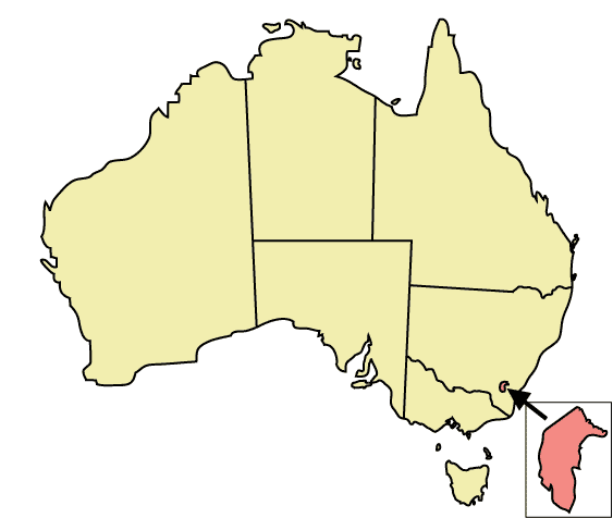 happy end Australian Capital Territory[a]