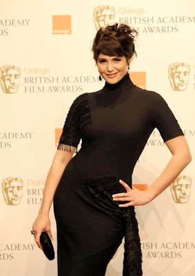 British actress Gemma Arterton